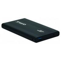 TooQ TQE-2524B caja HD 2.5 SATA3 USB 3.0 Negra