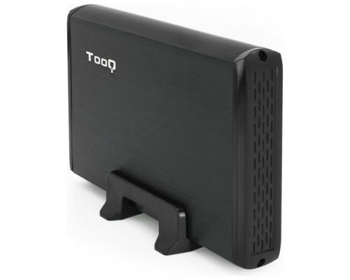 CAJA EXTERNA TOOQ 35p SATA USB 2.0 NEGRA TOOQ
