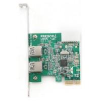 Gembird UPC-30-2P Interno USB 3.0 tarjeta y adaptador de interfaz
