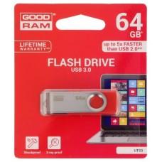 Goodram UTS3 Lápiz USB 64GB USB 3.0 Rojo