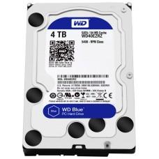 "HDD WD 3.5"""" 4TB 5400RPM 64MB SATA3 BLUE (Espera 4 dias)"