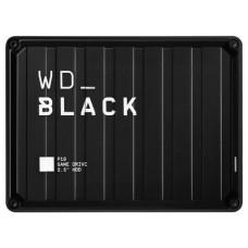 Western Digital P10 Game Drive disco duro externo 5000 GB Negro (Espera 4 dias)