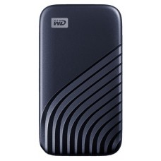 DISCO DURO EXTERNO WESTERN DIGITAL SSD MYPASS 500GB BL