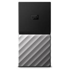 Western Digital My Passport SSD 512 GB Negro, Plata (Espera 4 dias)