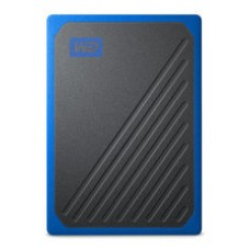 Western Digital My Passport Go 1000 GB Negro, Azul (Espera 4 dias)
