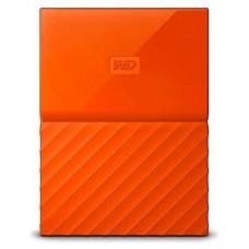 DISCO DURO EXT USB3.0 2.5  2TB WD MY PASSPORT NARANJA