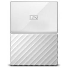 HDD EXTERNO WD 2.5 3 TB 3.0 MY PASSPORT WORLDWIDE WHITE (Espera 4 dias)