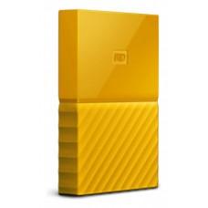 DISCO DURO EXT USB3.0 2.5  4TB WD MY PASSPORT AMARILLO
