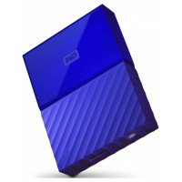 "DISCO DURO EXTERNO 2.5"" 1TB WD MY PASSPORT USB 3.0 BLUE"