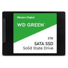 2 TB SSD GREEN 3D WD (Espera 4 dias)