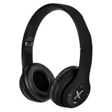 X-One CBT1000B Auriculares BT mSD FM Negro