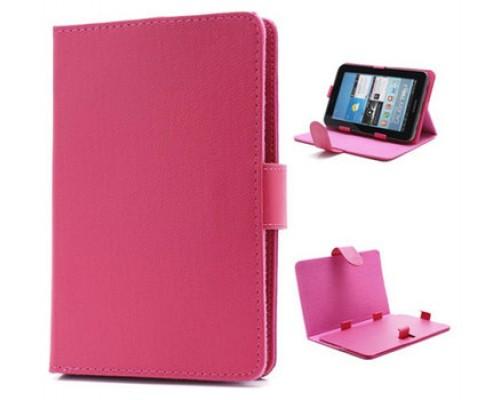 "Ziron ZR154 funda para tablet 20,3 cm (8"") Folio Multicolor, Rosa (Espera 4 dias)"