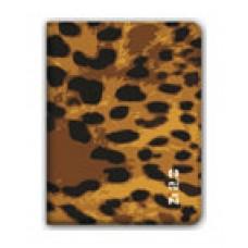"Ziron ZR198 funda para tablet 17,8 cm (7"") Folio Negro, Marrón (Espera 4 dias)"