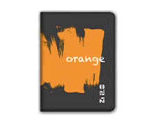 "Ziron ZX004 funda para tablet 17,8 cm (7"") Folio Negro, Naranja (Espera 4 dias)"