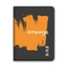 "Ziron ZX005 funda para tablet 20,3 cm (8"") Folio Negro, Naranja (Espera 4 dias)"